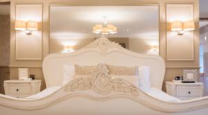 Bowfield Honeymoon Suite Bed